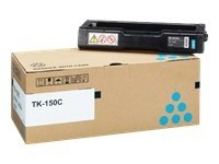 Kyocera TK-150C Cyan toner Cartridge