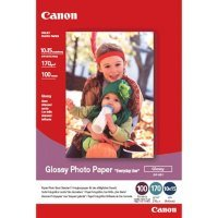 Canon Glossy Photo Paper 100 x 150 mm 170gsm 100 Sheets