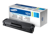 Samsung MLT-D101S Black Toner Cartridge - 1,500 Pages