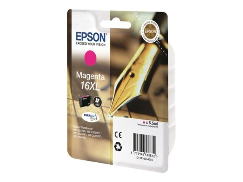 *Epson 16XL Magenta Ink Cartridge