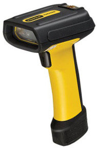 POWERSCAN PD7130 W/POINTER - YELLOW/BLACK RS232 KIT IN