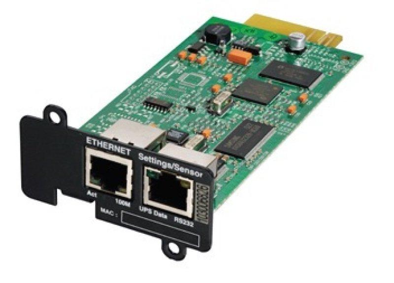 Eaton Network Management Card (nmc) Snmp Minislot