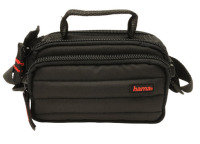 Astana Black Camera Bag