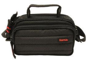Astana Black Camera Bag