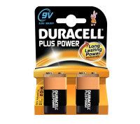 Duracell Plus Power Alkaline Batteries