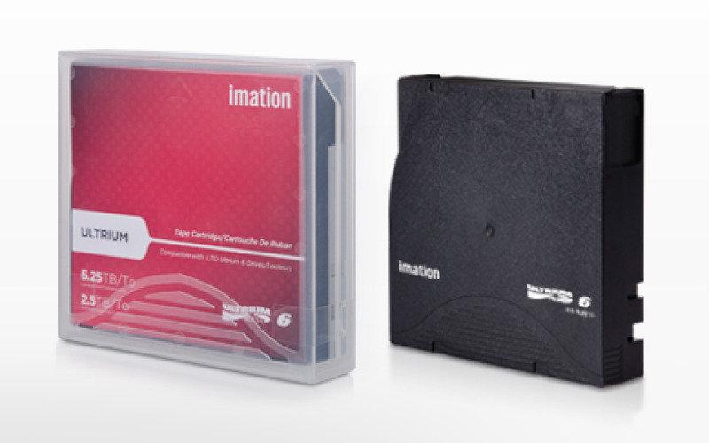 Image of Imation 29080 LTO-6 Ultrium 2.5TB/6.25TB Tape Cartridge