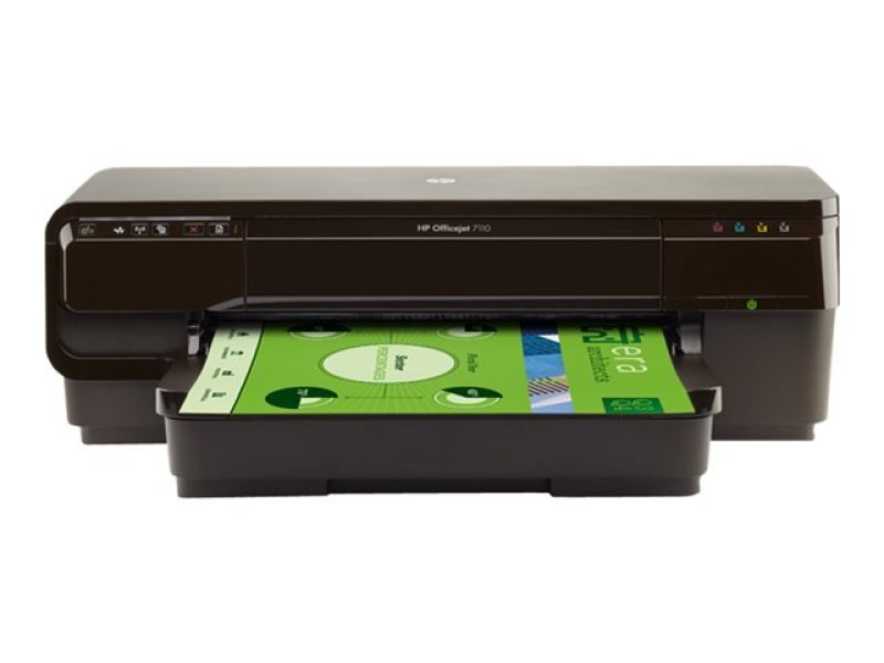 HP Officejet 7110 A3 Wireless Inkjet Printer