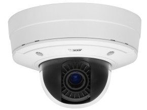 Axis P3384-ve Network Camera - Network Camera - Dome - Outdoor - Vandal / Weatherproof - Colour ( Day&night ) - Vari-focal - Audio - 10/100 - Poe