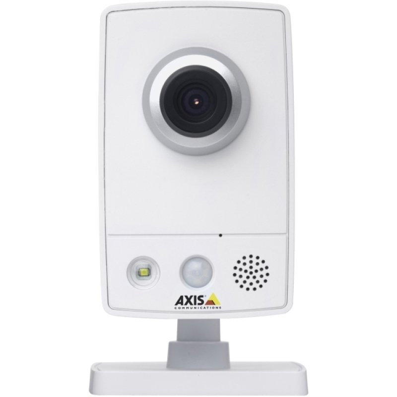 Image of Axis M1014 Network Camera - Network Camera - Colour - Fixed Iris - 10/100 - Dc 5 V