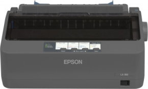 Epson LX 350 Mono 9 Pin Dot-Matrix Printer