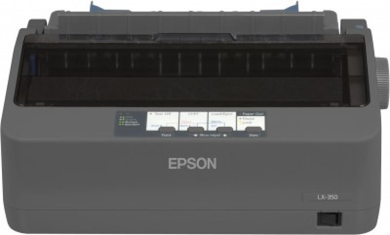 Epson LX 350 Mono 9 Pin Dot-Matrix Printer