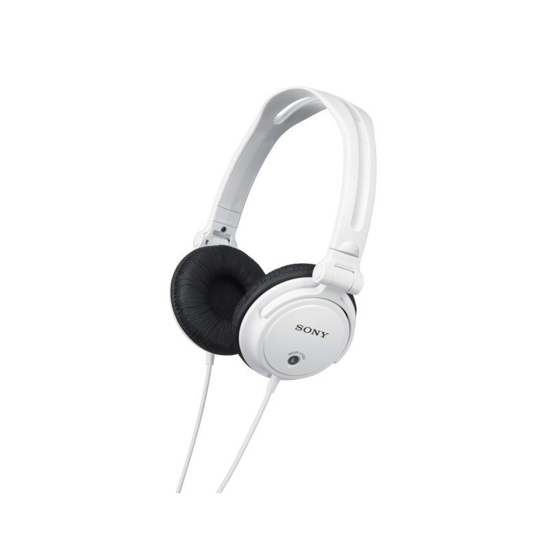 Sony MDV-V150 Headphones - White