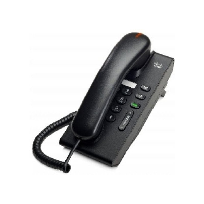 Cisco CP-6901-C-K9= - Unified IP Phone 6901 - Charcoal Standard Handset En