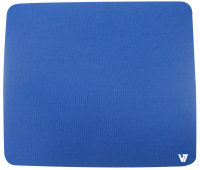 V7 Mouse Pad Blue - Rubber & Textil 230x200x6mm