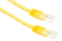 Xenta Cat5e UTP Patch Cable (Yellow) 2m