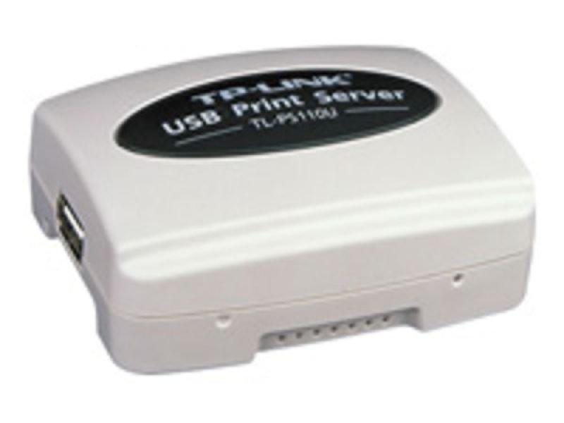 TP-Link TL-PS110U USB to Ethernet Print Server