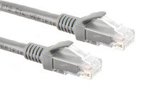 Xenta Cat6 Snagless UTP Patch Cable (Grey) 30m