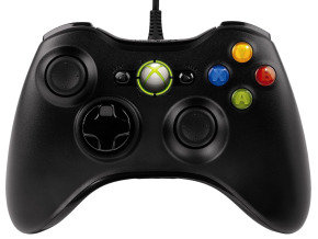 Microsoft Xbox 360/PC Game Controller
