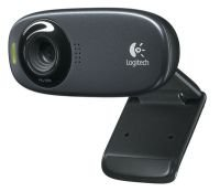 Logitech C310 HD Webcam 720p Video 5 Megapixel Photo - USB