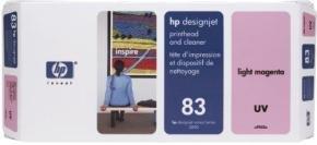 HP 83 Light Magenta Printhead & Cleaner - C4965A