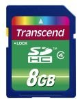Transcend 8GB Secure Digital High Capacity Card