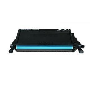 Samsung CLT-C6092S Cyan Toner Cartridge - 7,000 Pages