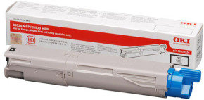 OKI - Toner cartridge - 1 x yellow - 2500 pages