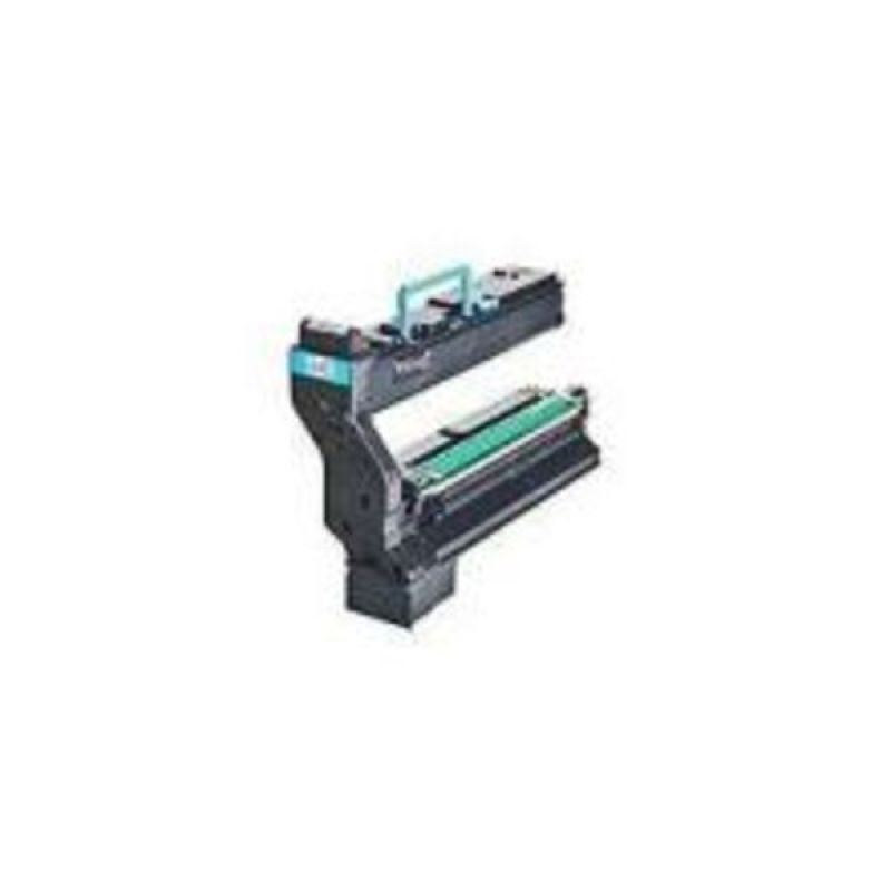 Image of Konica Minolta Cyan Laser Toner Cartridge 6000 Pages