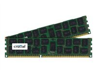 Crucial 32GB Kit DDR3L 1600 MT/s (PC3-12800) DR x4 RDIMM 240p