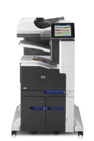 HP LaserJet Enterprise 700 color MFP M775z+ Printer