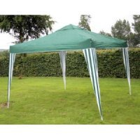 Kingfisher 3m x 3m Pop Up Gazebo Party Tent
