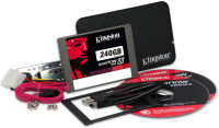 Kingston 240GB SSDNow V300 SSD Upgrade Kit