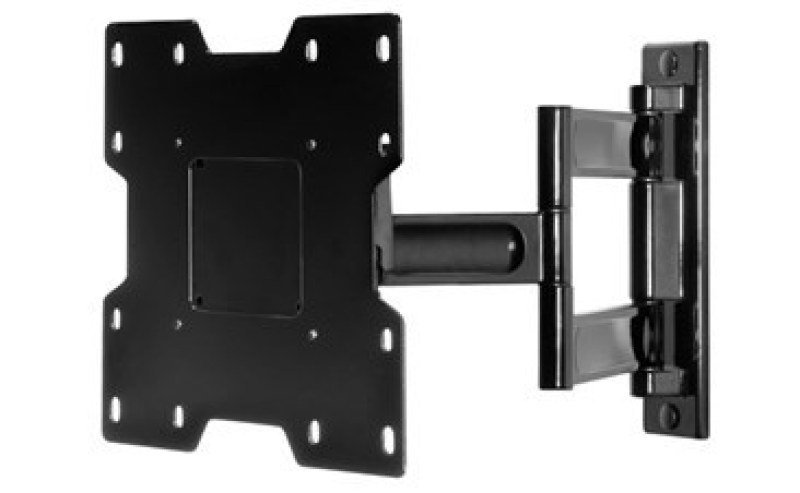 Peerless Paramount Articulating Wall Mount In Black
