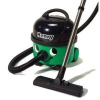 Henry Cylinder Vacuum - Green