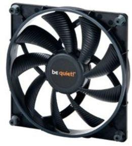 Be Quiet Shadow Wings SW1 140mm Mid-Speed Case Fan