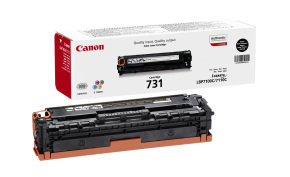Canon 731 BK Black Toner Cartridge