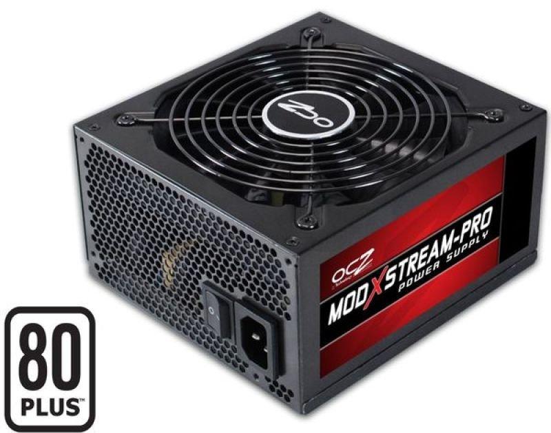 OCZ ModXStream Pro 500W Modular PSU Single 12V Rail 135mm Fan SLI Certified