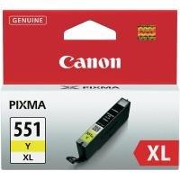 Canon CLI 551Y XL Yellow Ink Cartidge