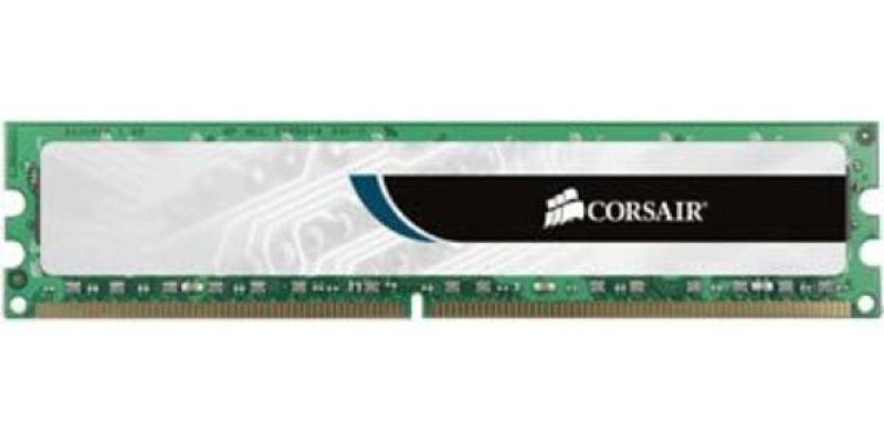 Corsair 4GB DDR3 1600MHz DIMM Unbuffered Memory