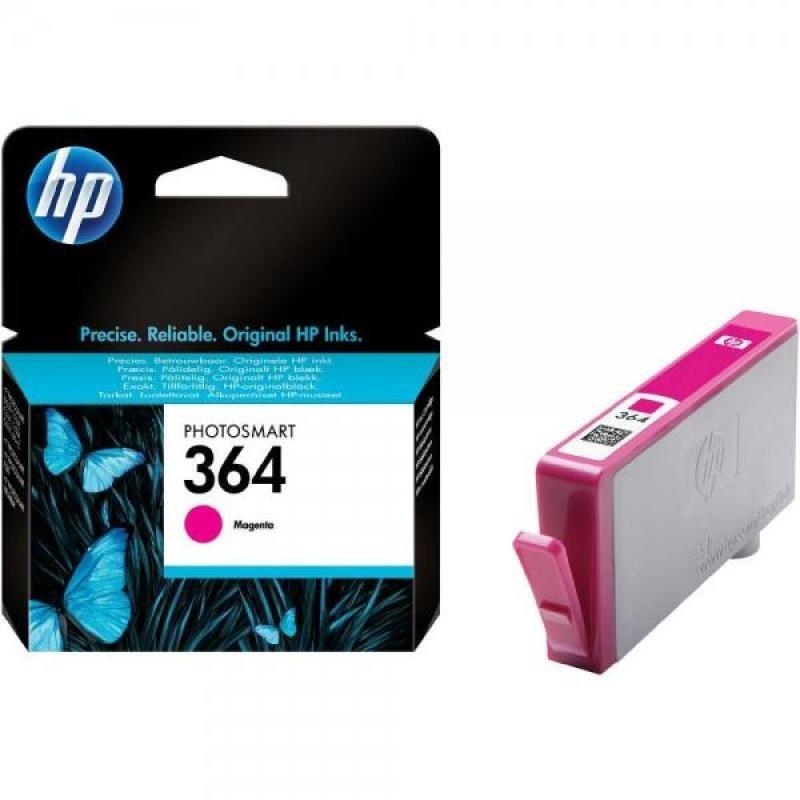 HP 364 Magenta Ink Cartridge (CB319EE)