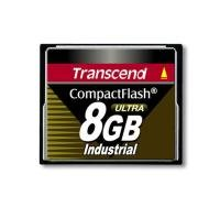Transcend 8GB Compact Flash Memory Card