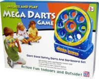 Freetime 70878139 Mega Darts Game
