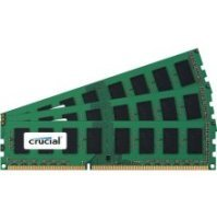 Crucial 24GB Kit (8GBx2) DDR3L 1600MT/s (PC3-12800) DR x8 ECC UDIMM 240p