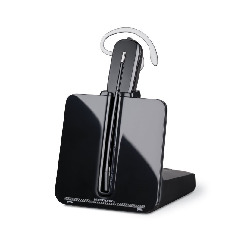 Plantronics CS540 Wireless Convertible DECT Headset with HL10 Handset Lifter