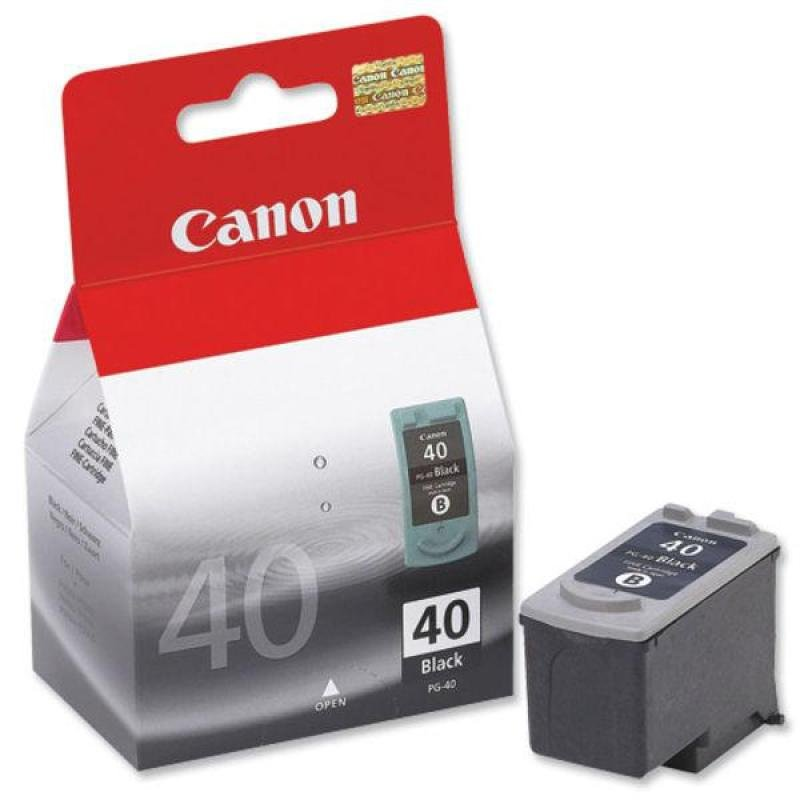 *Canon PG 40 Black Ink Cartridge