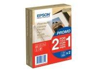 Epson Premium 10x15 Glossy Photo Paper - 40 Sheets - Buy 1 get 1 free