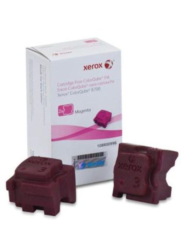 Xerox 2 Magenta Solid inks