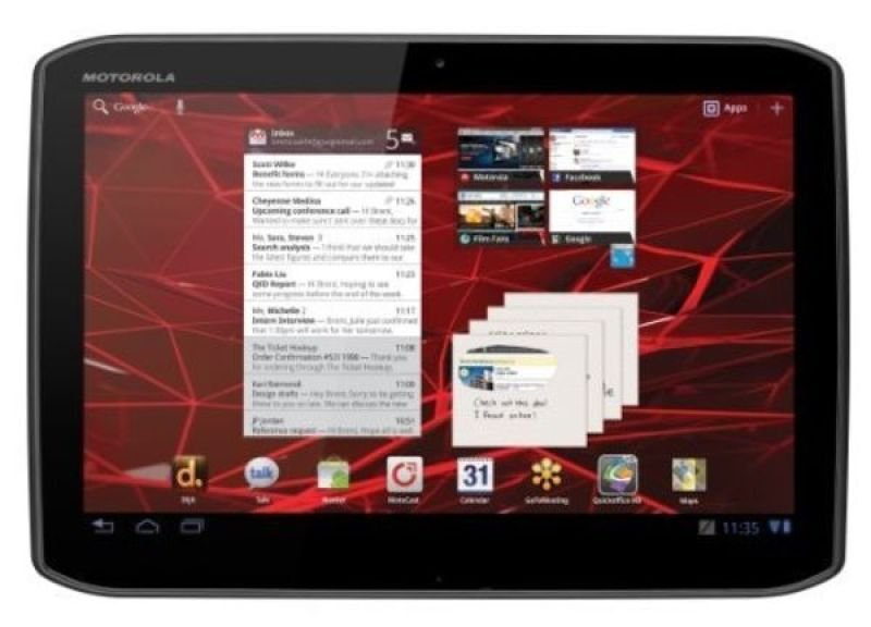 "Motorola Xoom 2 Tablet Pc, Omap Dc 1.2ghz, 16gb, 8.2"" Hd Touch, Wifi, Bluetooth, 2 X Webcam, Android 3.2 Honeycombe"