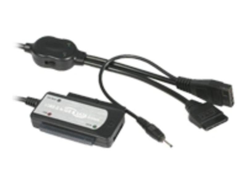 StarTech.com USB 2.0 to SATA IDE Adapter