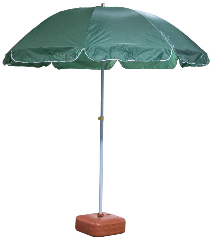 Image of Classic Garden Parasol Green